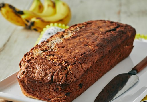 עוגת בננה פקאן טבעונית