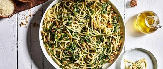 ספגטי נוצ'י לשבועות