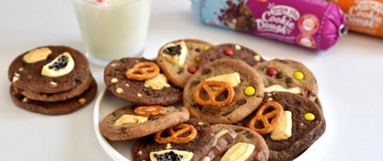 עוגיות שוקולד צ'יפס מושחתות
