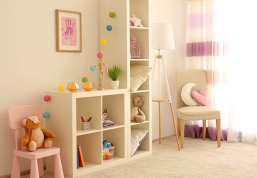 איך לסדר את חדר הילדים ולשמור עליו מסודר